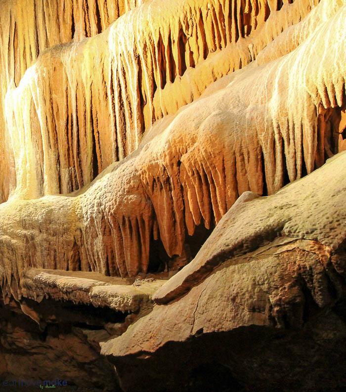 Shenandoah Caverns formation