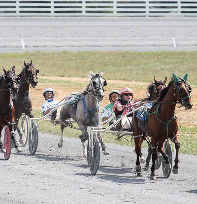 Shenandoah Downs race
