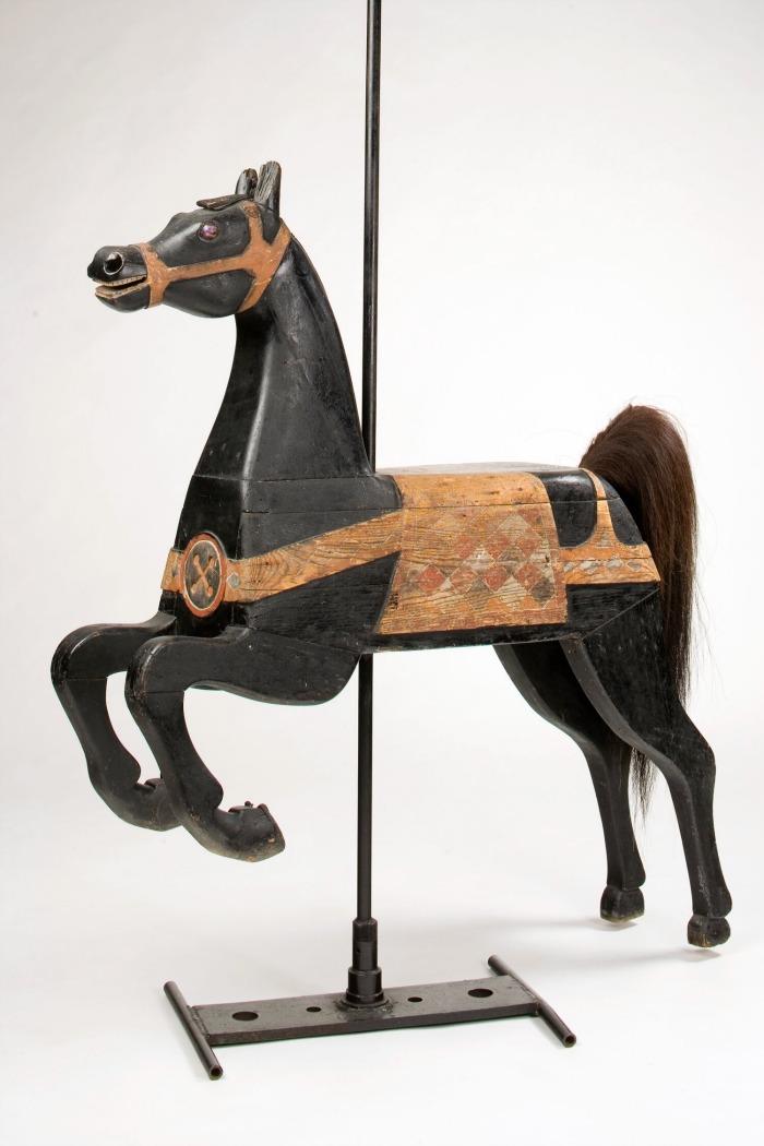 carousel horse photo