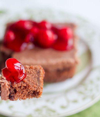 cherry-topped cheerwine chocolate cake recipe