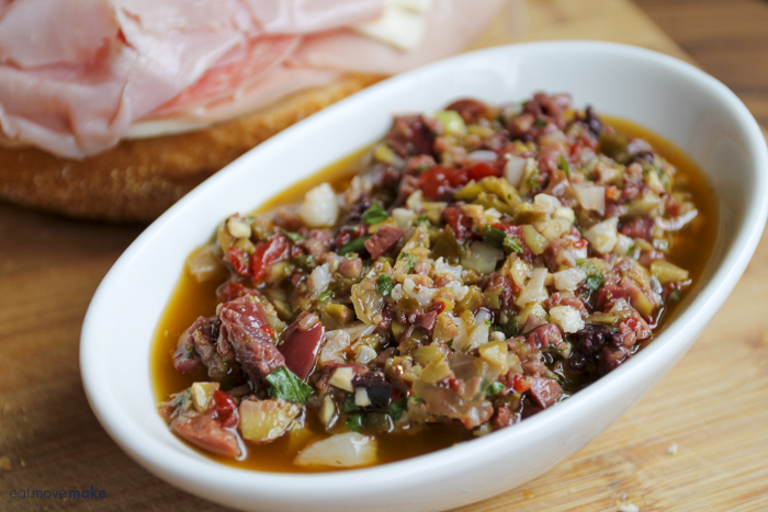 muffuletta olive salad recipe