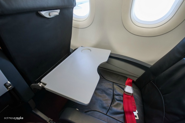 airline tray table