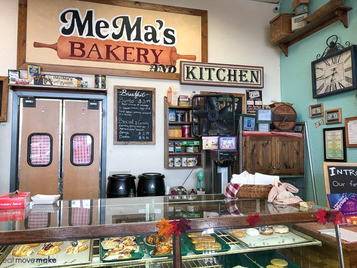 MeMa's old-fashioned bakery