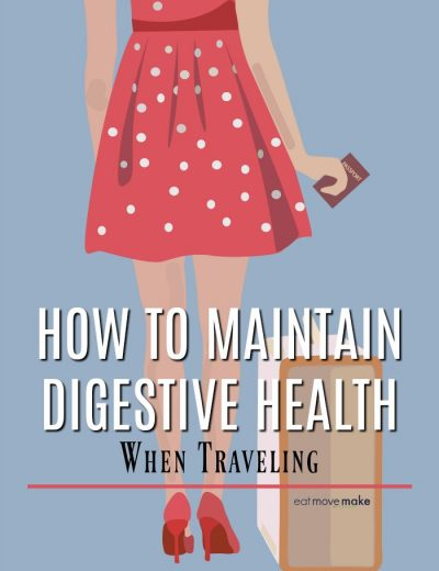 how to maintain digestive health when traveling image
