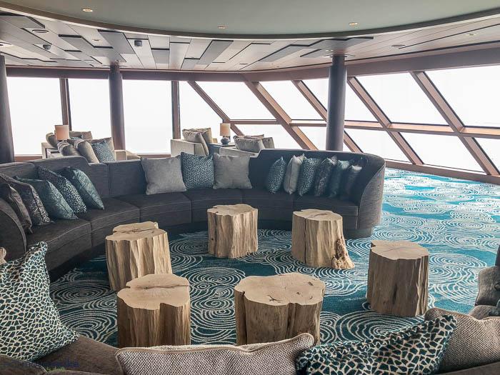 Haven observation lounge seating
