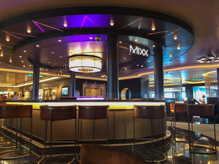 Mixx bar