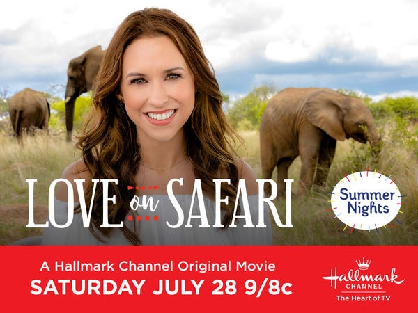 Lacey Chabert in Love on Safari