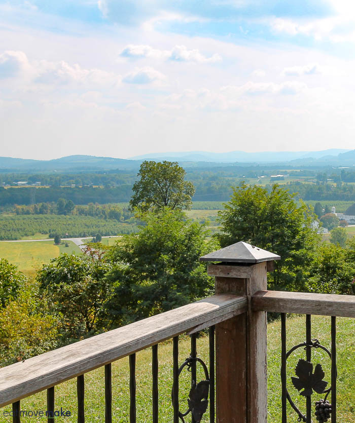 A view at Hauser Estate