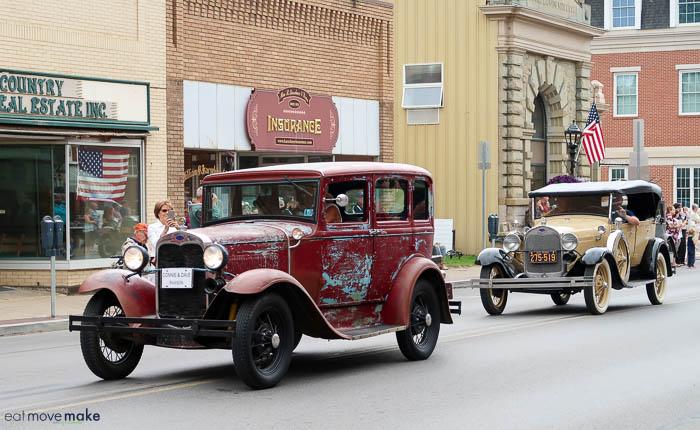 a car parade