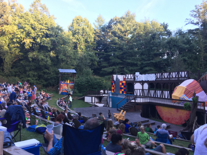 Montford Park Players James and the Giant Peach