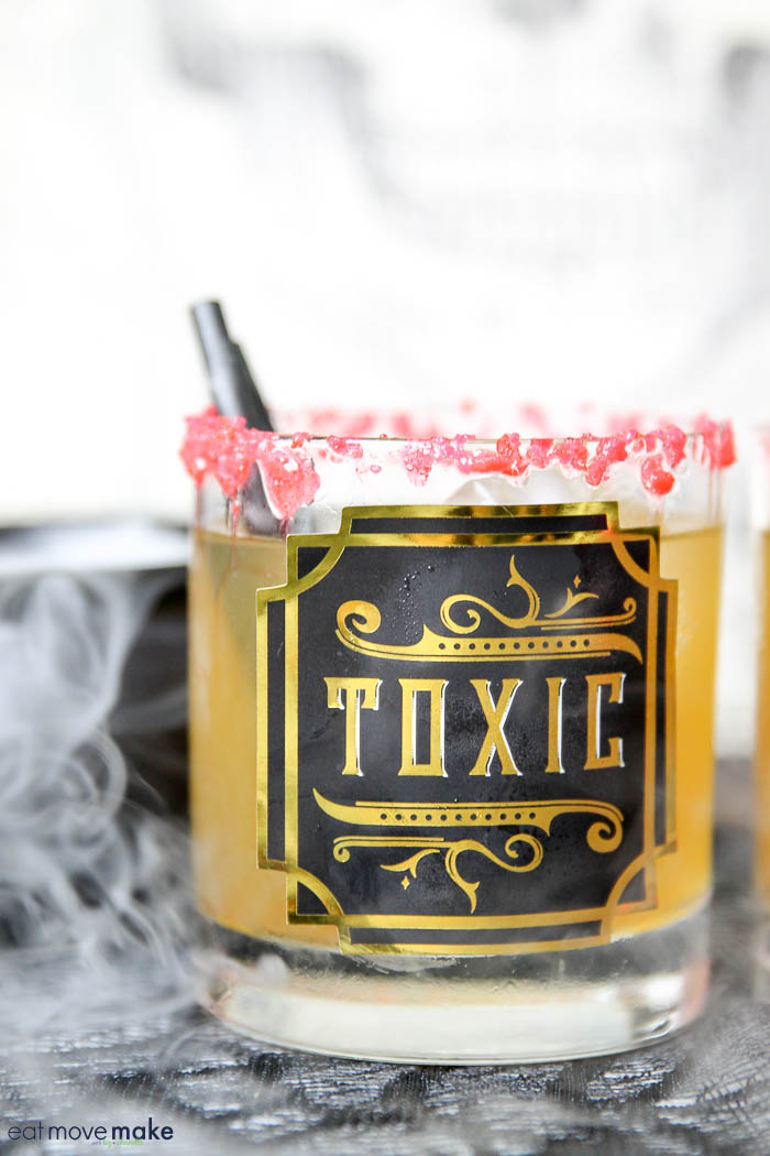 Halloween drinks - strong mixed drinks