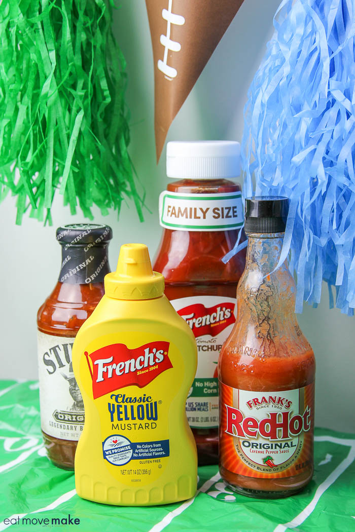 condiments for burgers