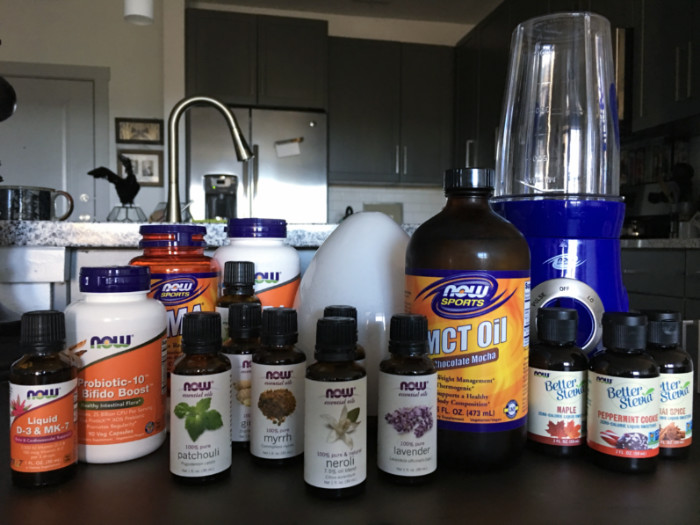 NOW Foods products