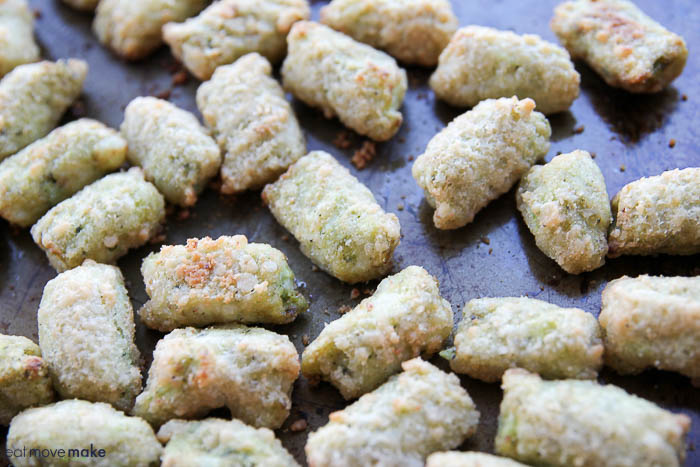 broccoli and cheese veggie tots