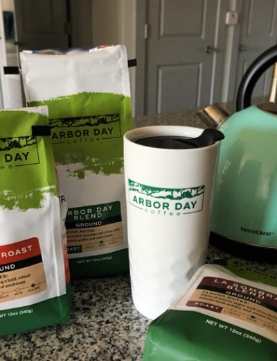 Arbor Day Coffee