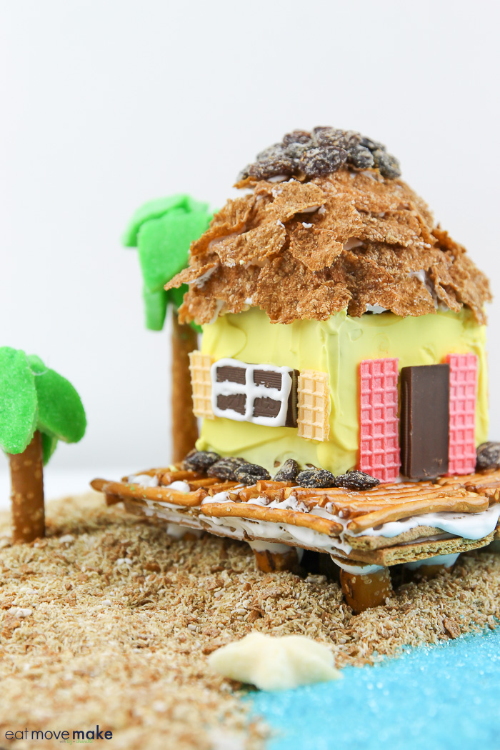 beach house cereal house