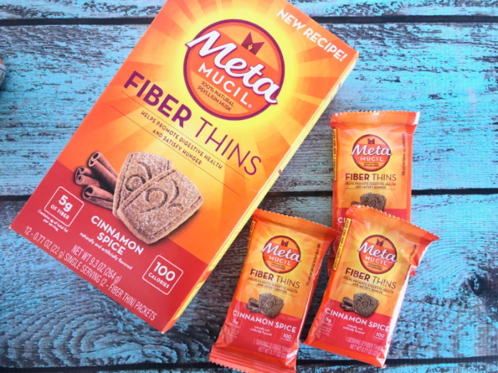 Metamucil Fiber Thins