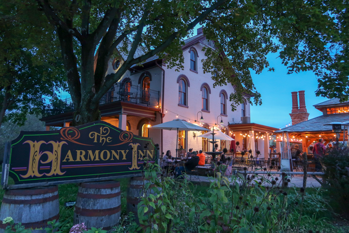 Harmony Inn exterior