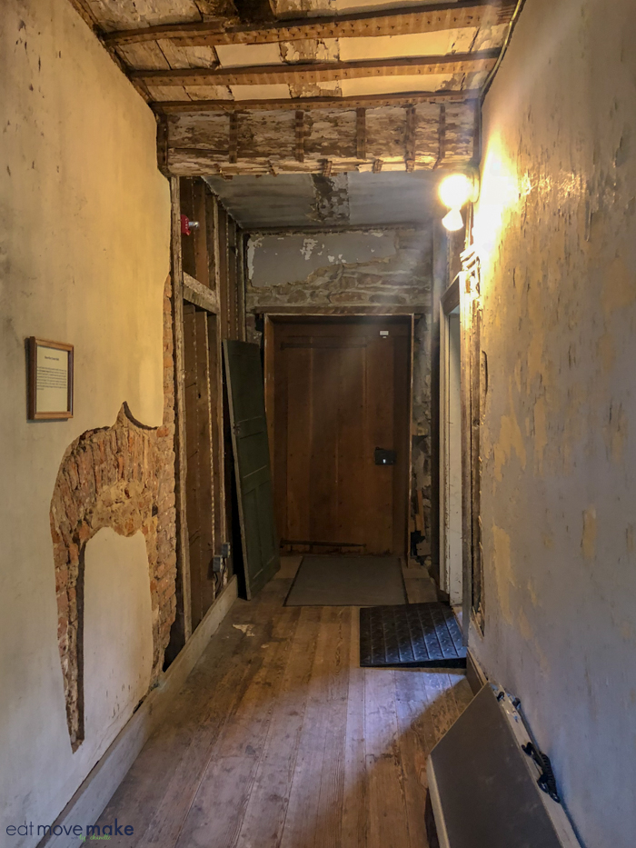 hallway entrance of Schifferstadt