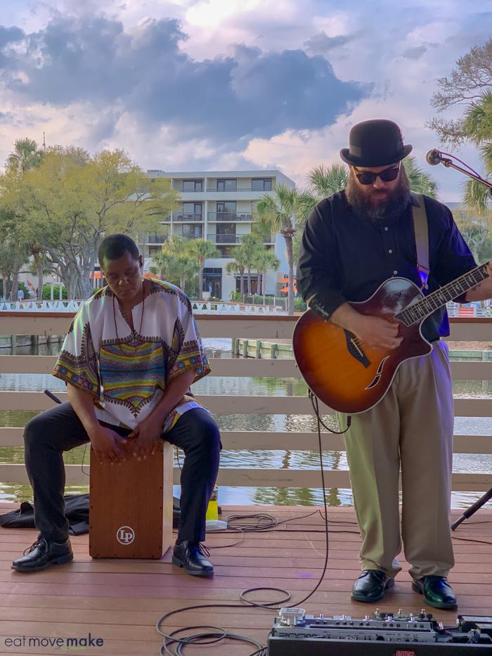 live music - Sonesta Hilton Head
