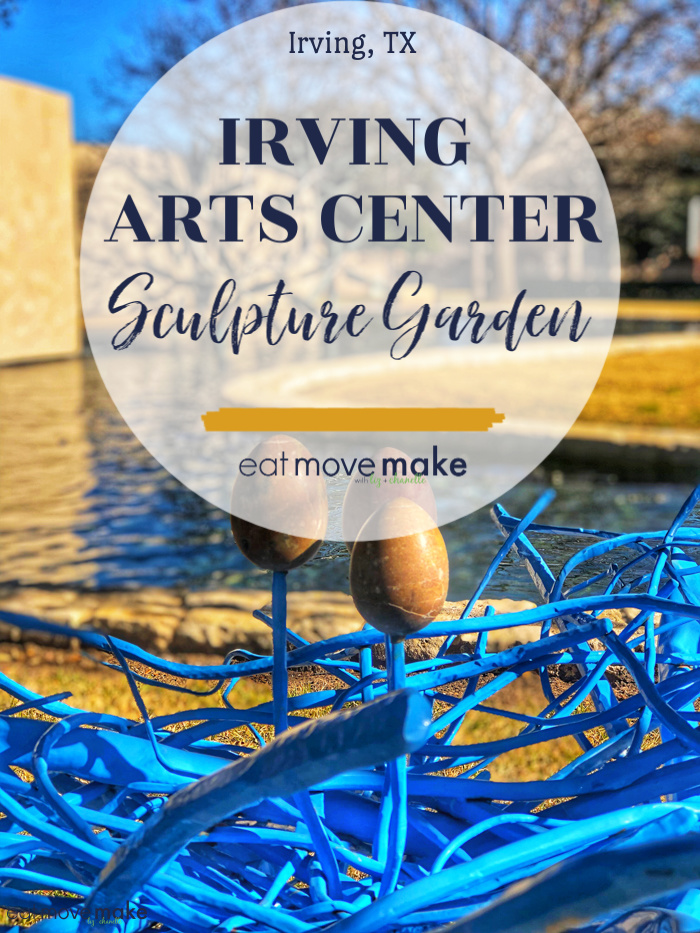Irving Arts Center Sculpture Garden