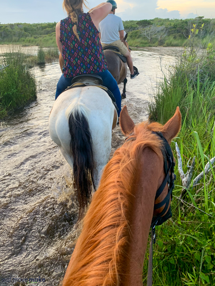 outer banks horseback riding