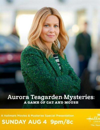 Candace Cameron Bure  as Aurora Teagarden