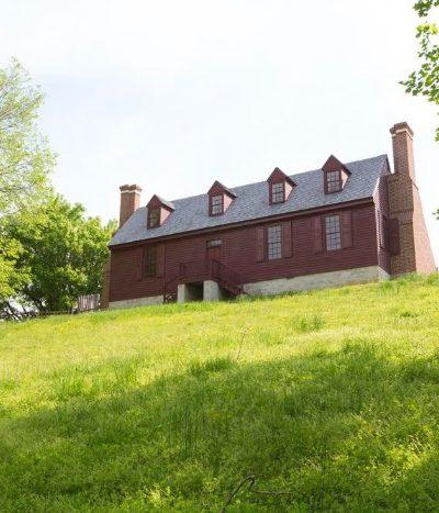 Ferry Farm - George Washington boyhood home
