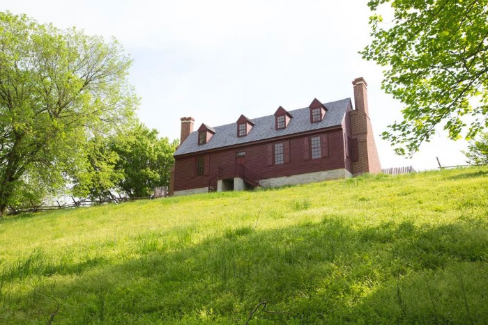 Ferry Farm - George Washington boyhood home
