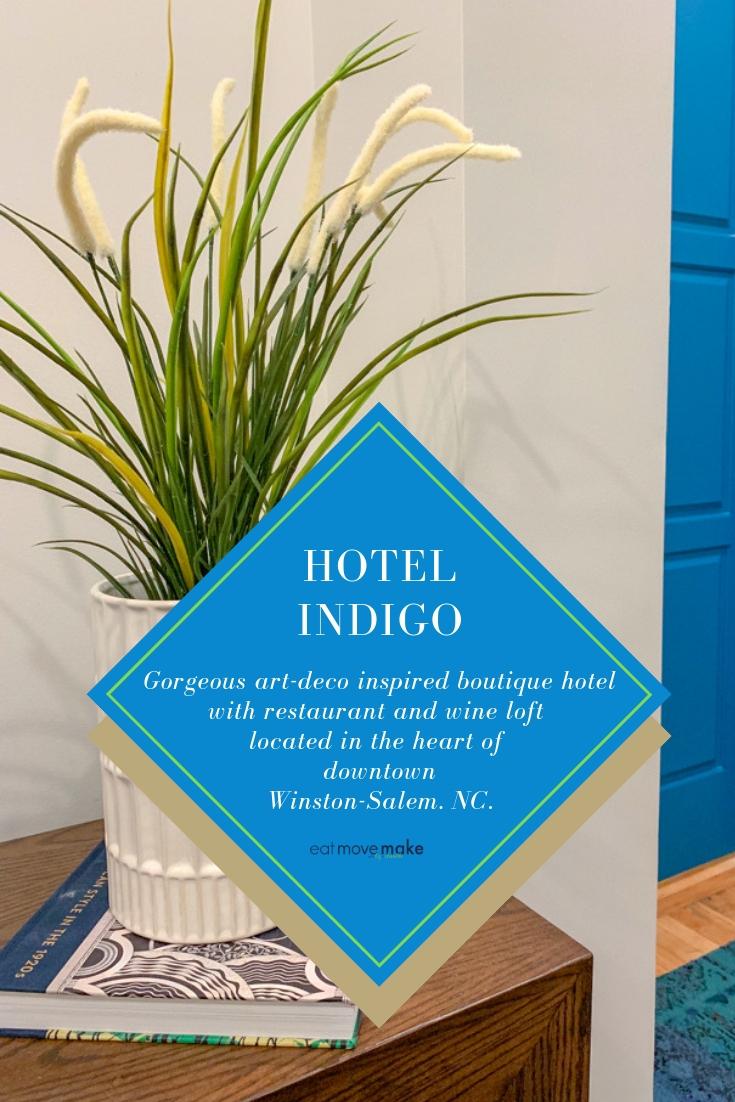 Hotel Indigo - hotels in Winston Salem NC