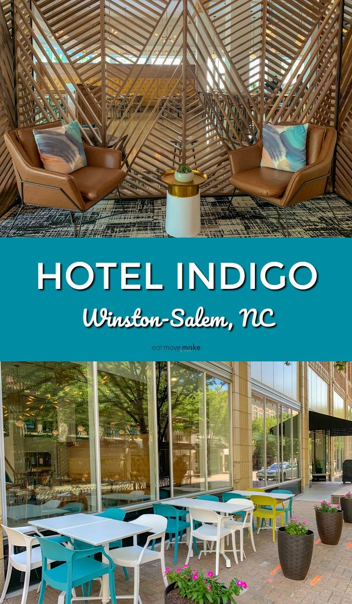 Hotel Indigo Winston Salem NC - hotels in Winston Salem NC