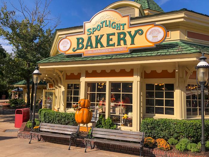 Spotlight Bakery exterior