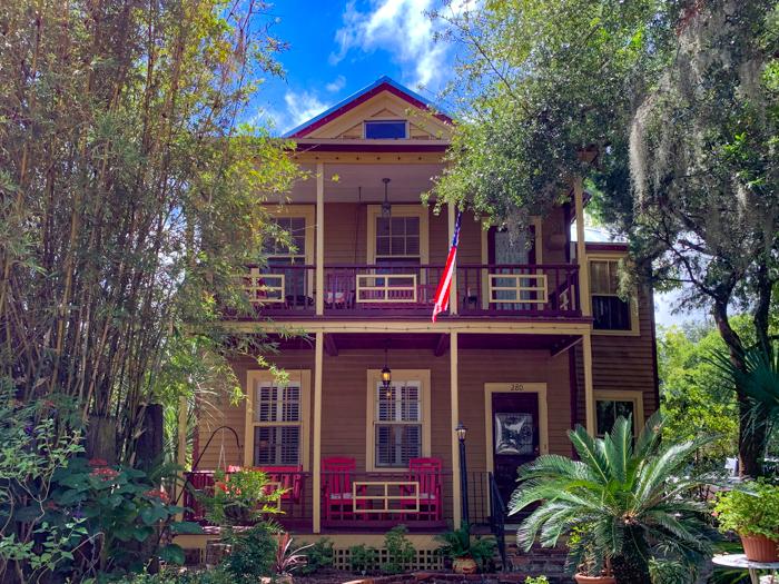 Wilson House at St. Francis Inn