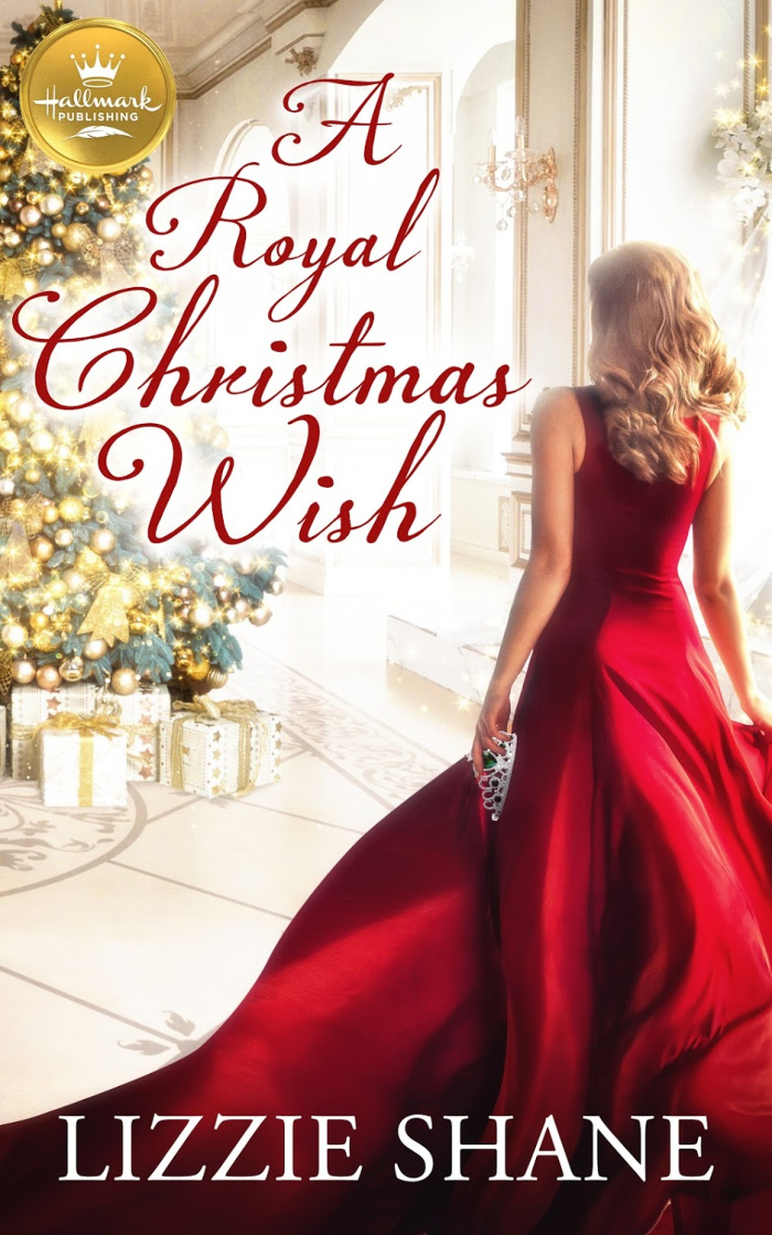 A Royal Christmas Wish - Hallmark movie books - Hallmark publishing