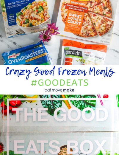 crazy good frozen meals