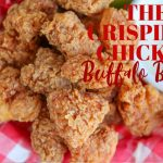 crispiest chicken buffalo bites recipe