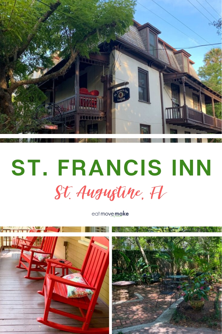 St. Francis Inn St. Augustine FL - St. Augustine bed and breakfast