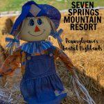 a girl scarecrow