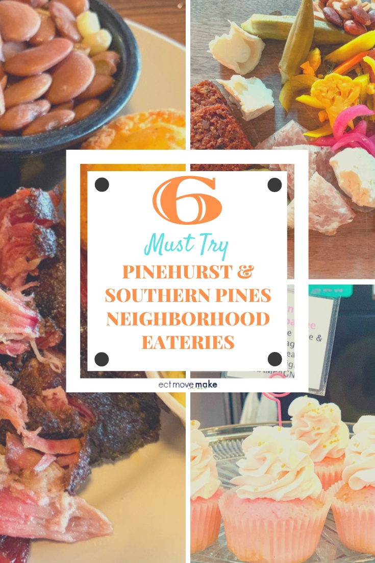 6 must try pinehurst and southern pines neighborhood eateries banner