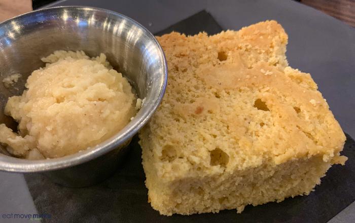 cornbread square