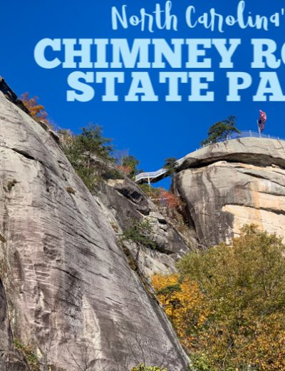 Chimney Rock State Park - North Carolina
