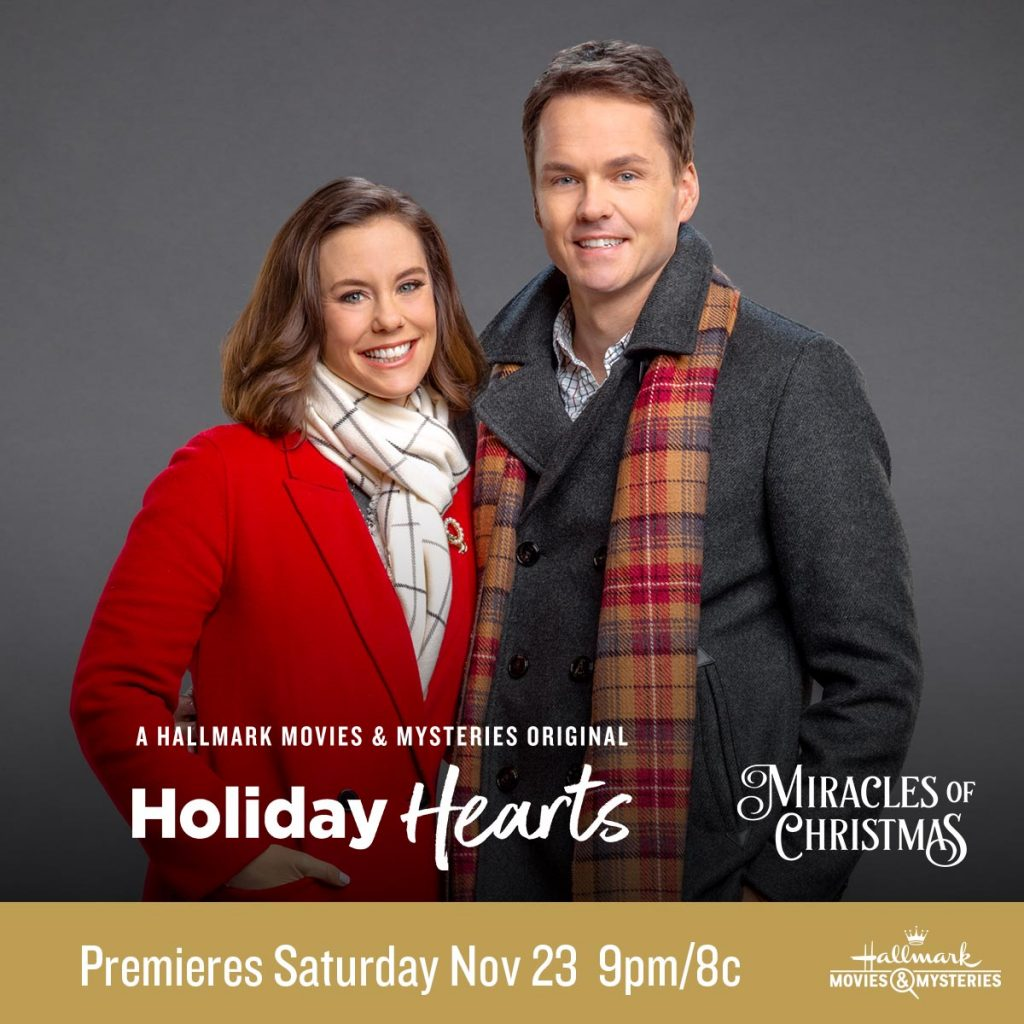 Holiday Hearts banner