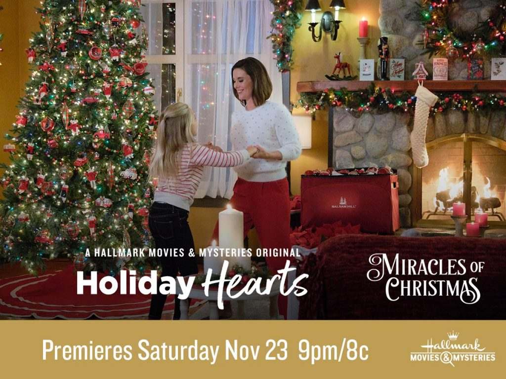 Holiday Hearts - Hallmark Movies  and Mysteries
