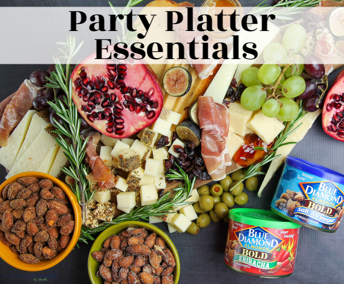 cheese board party platter