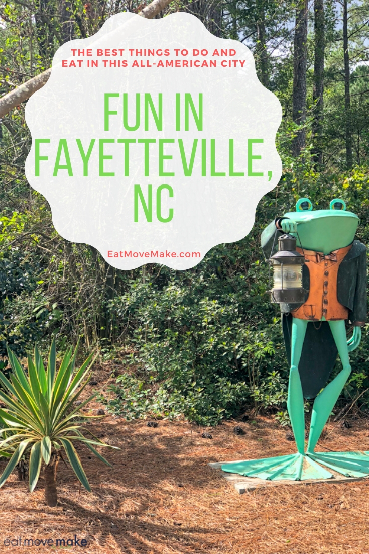 Things to do in Fayetteville NC