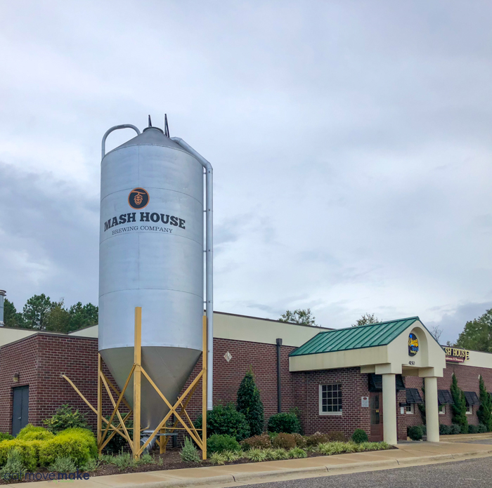Mash House brewery exterior