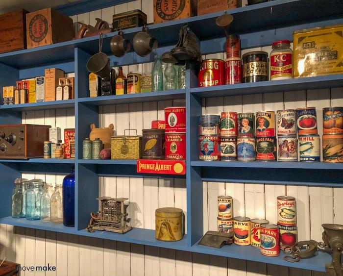 general store vintage merchandise