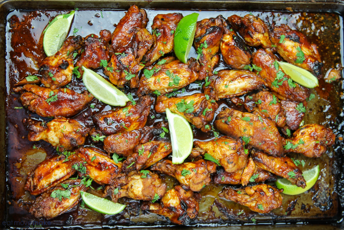 Chinese chicken wings (Lala wings)