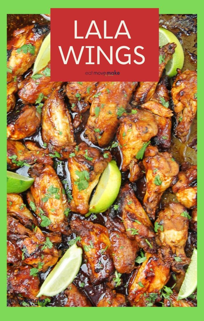 Lala Wings recipe