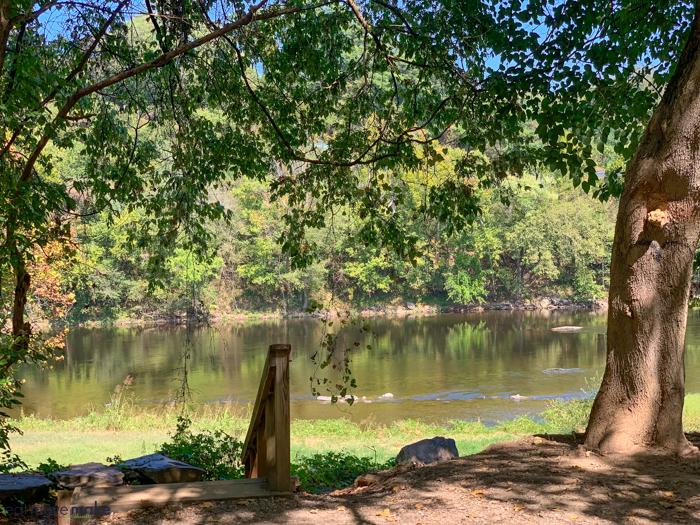 James River - Percival's island natural area